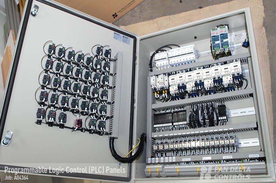 Multipurpose Plc Control Panel Pan Delta Controls Pte Ltd