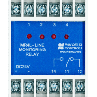 MR-4x - Wirebreak Line Monitoring Relay