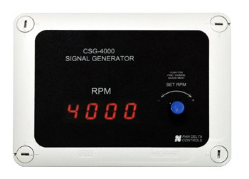Signal Generators Csg 4000 Rpm Signal Simulator Pan
