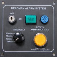 Deadman/Watch Alarm System