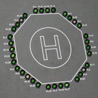 Helideck Lightning Control Sytem